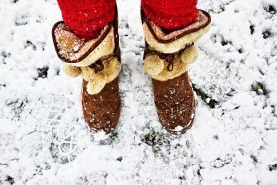 Зимние товары: зимние ботинки