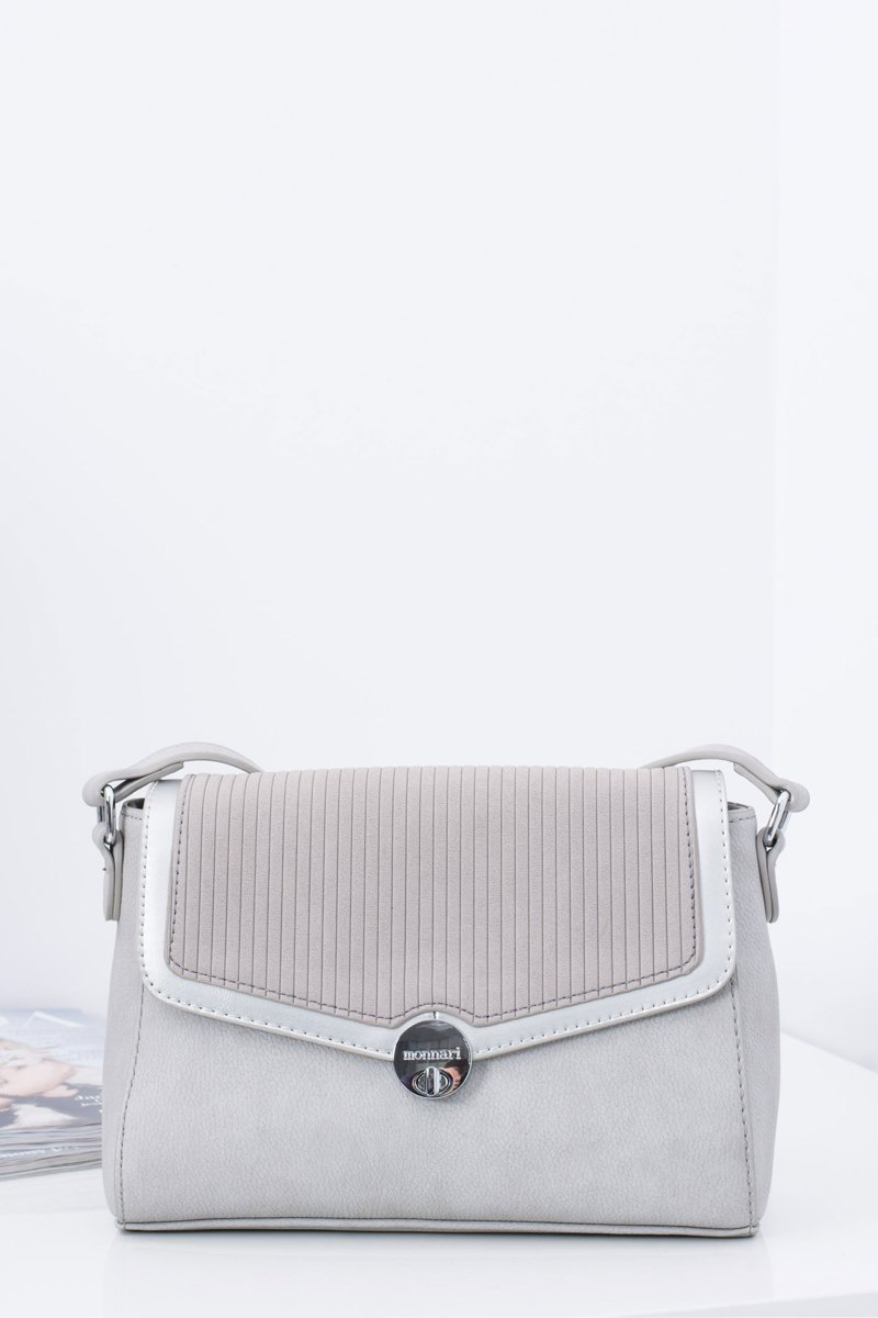 Bag Women's Gray Monnari Messenger Bag