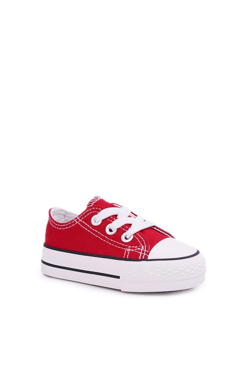 Children's Sneakers Red Filemon