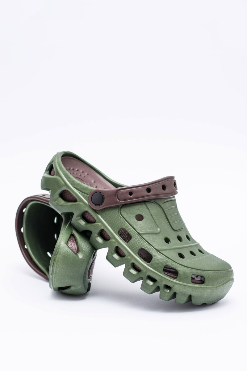 e7d96e0abe917 Green Men Garden Flip-flops Flameshoes A-1007