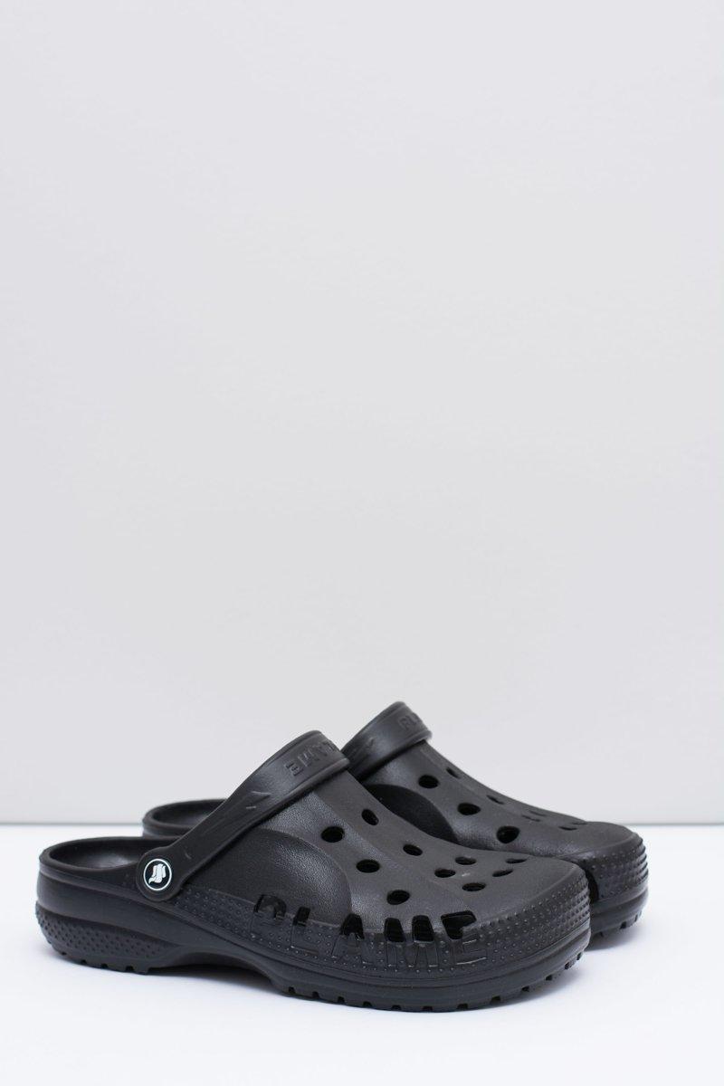 4f85ad1fecf057 Men s Slides Swimming Pool Crocs EVA Black ...
