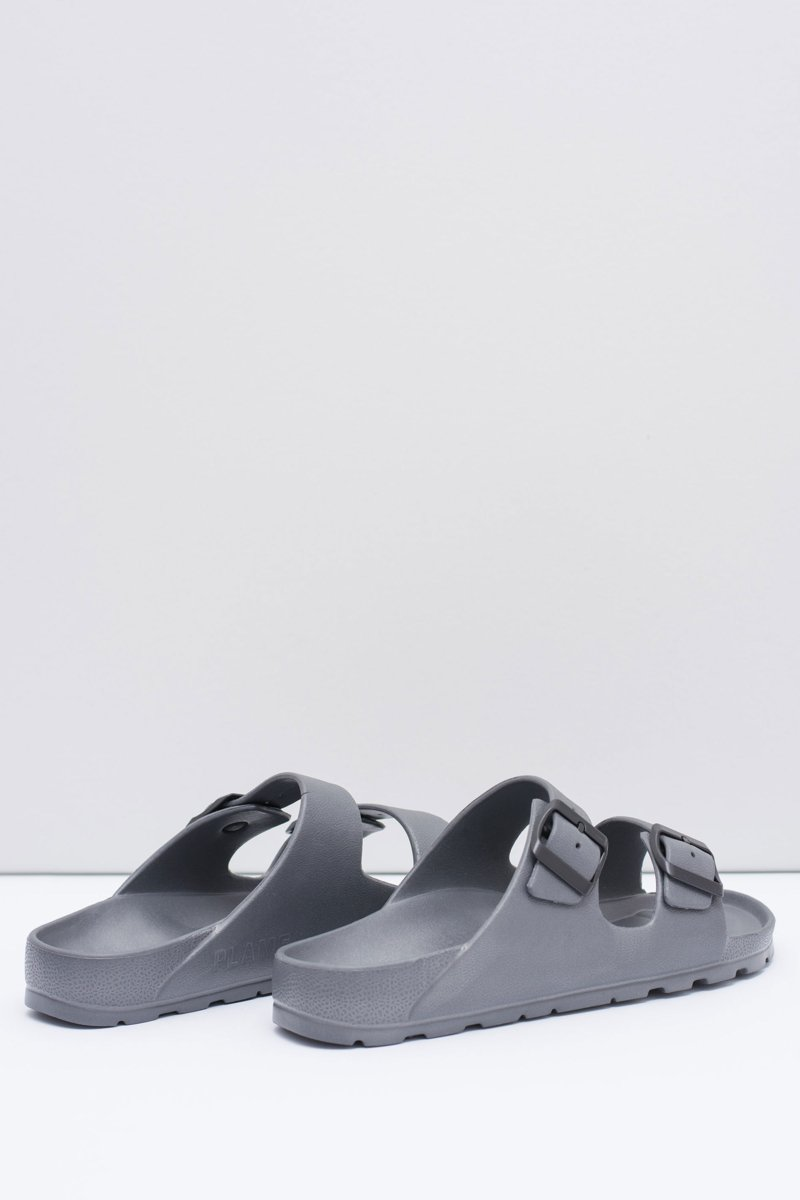 Men's Gray Garden Light Flip Flops