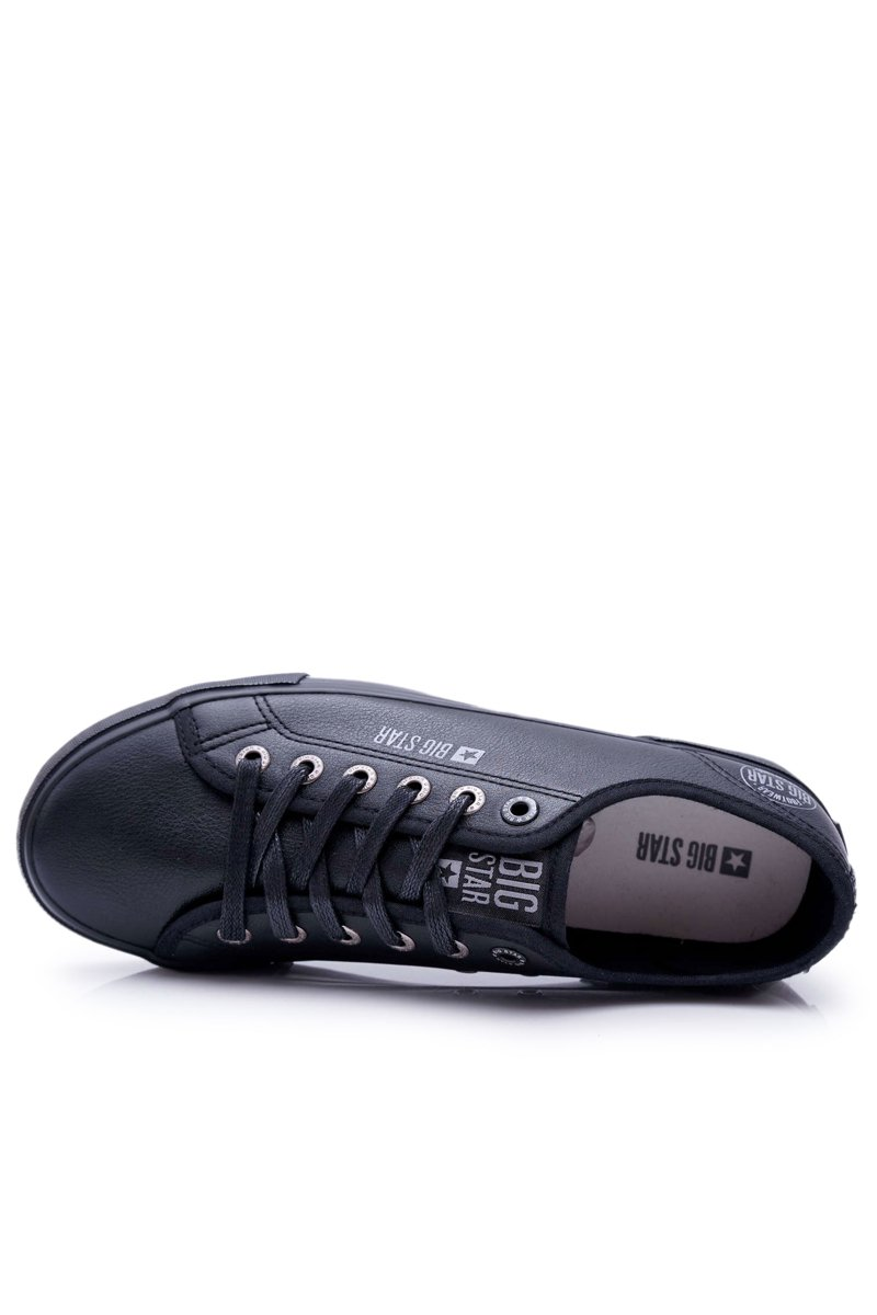 Men's Sneakers Low Big Star Black FF174053
