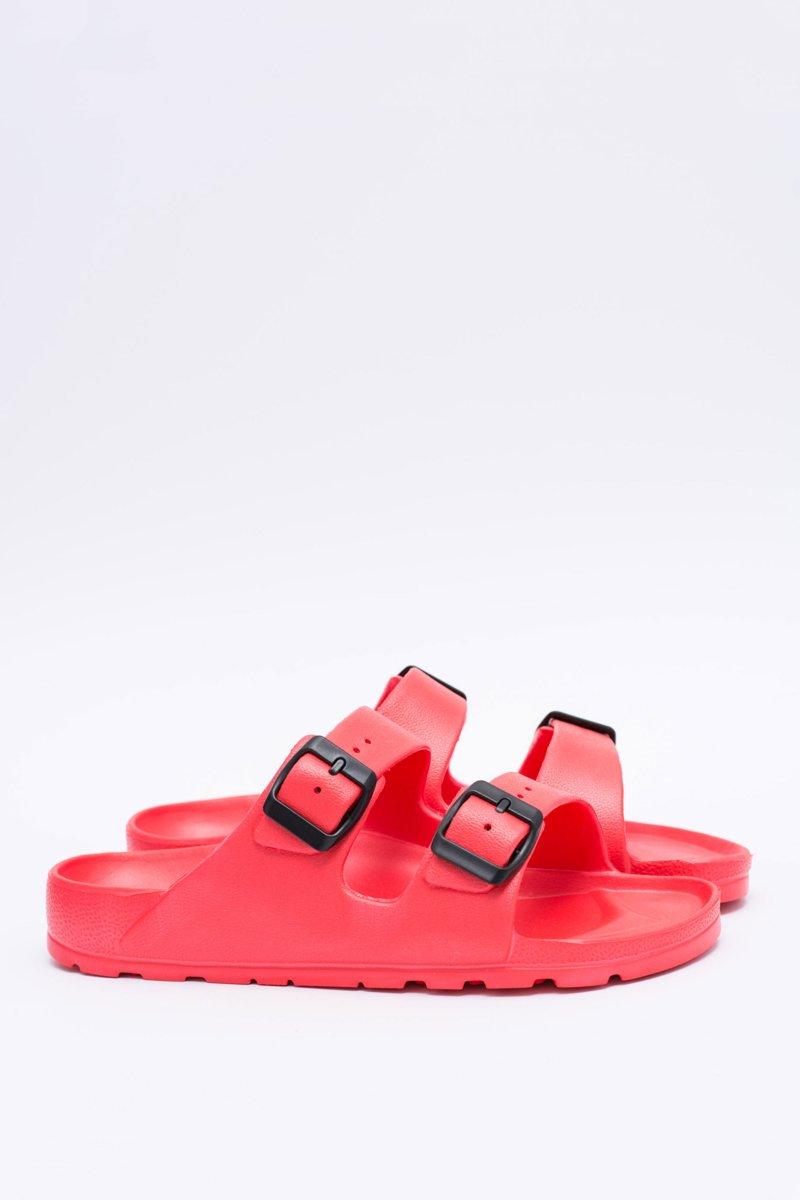 429e50bdbb5 Red Men Garden Flip-flops EVA