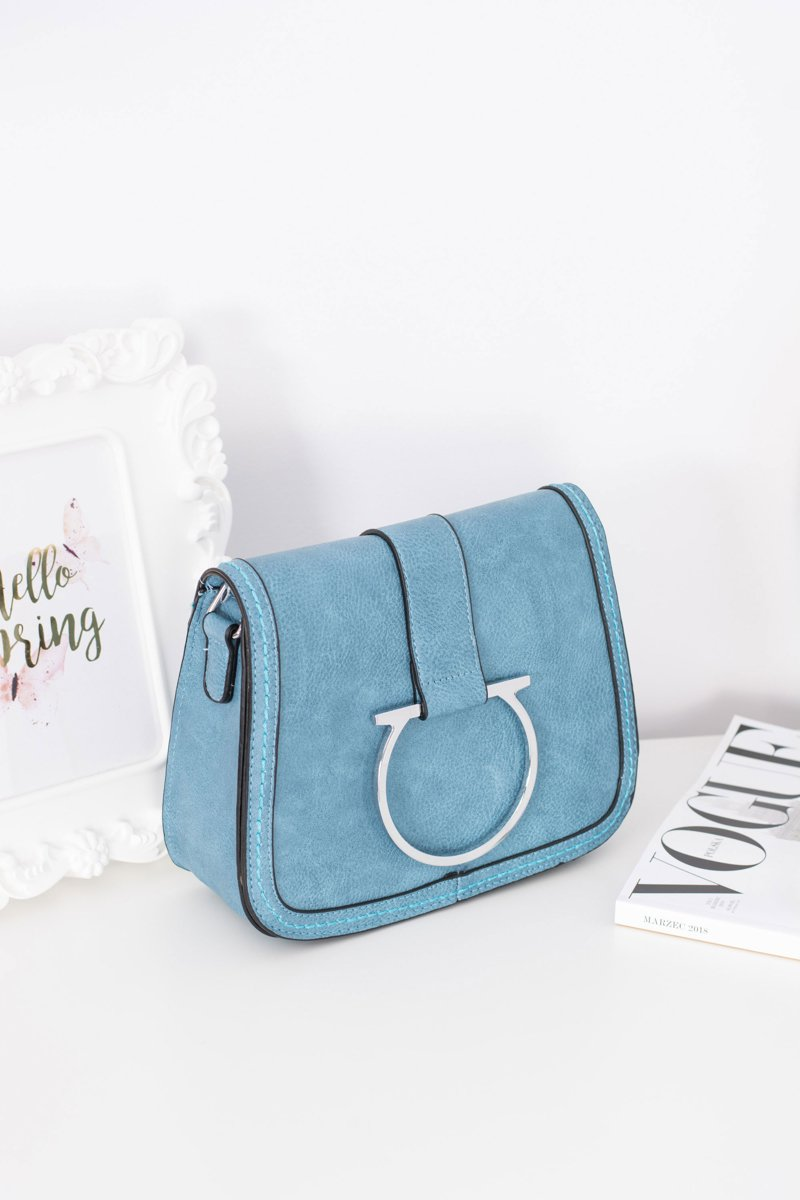 Women Blue Stylish Bag