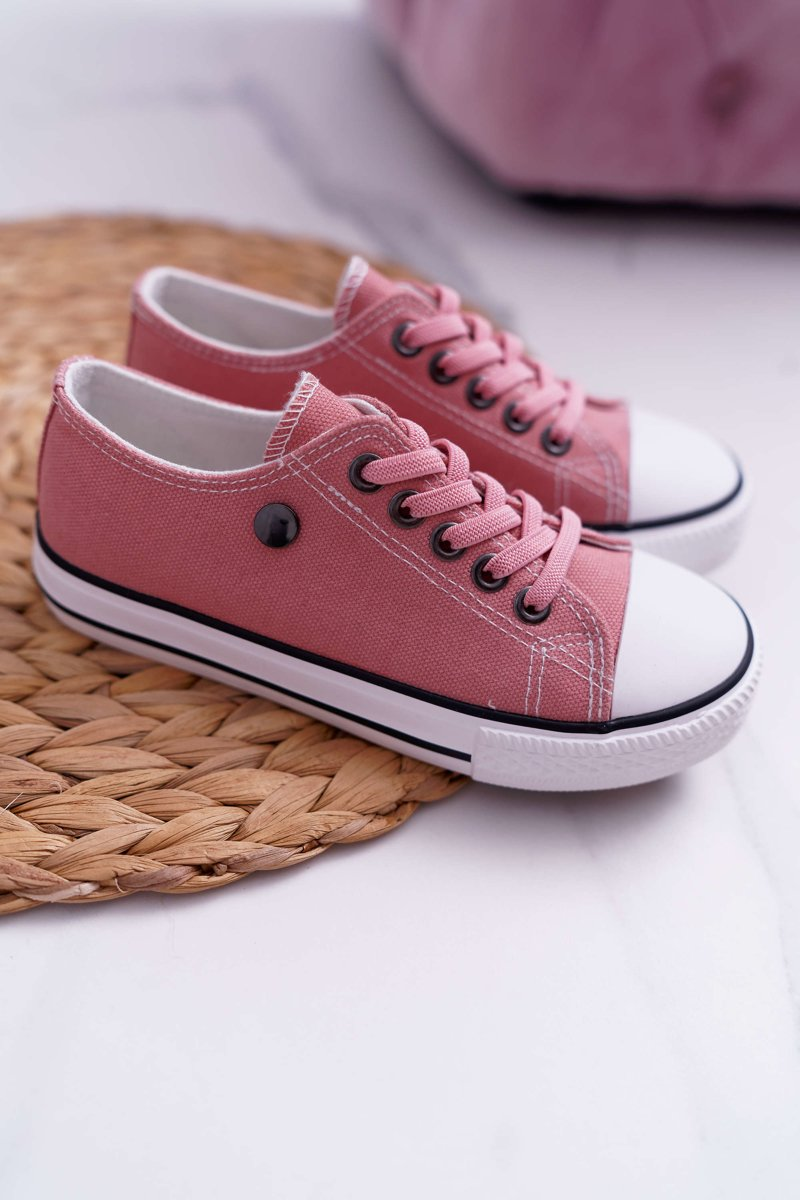 Women's Sneakers Shoes Youth Pink Justika