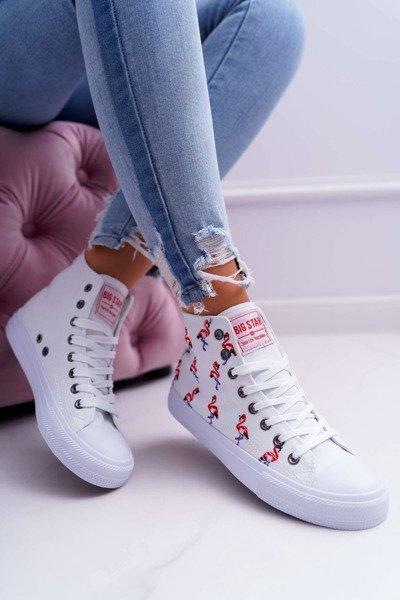 Trampki Damskie Big Star | Tanie i modne buty online w