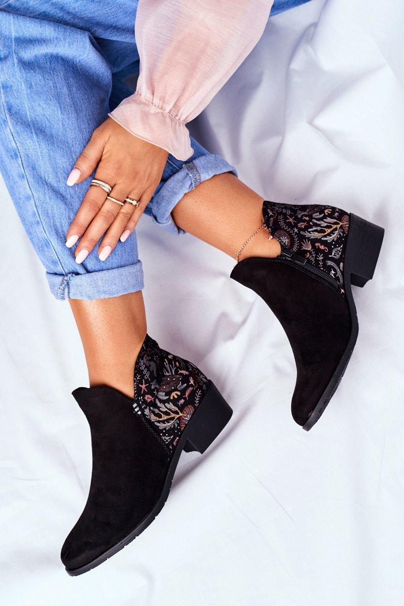 botki damskie płaskie butosklep