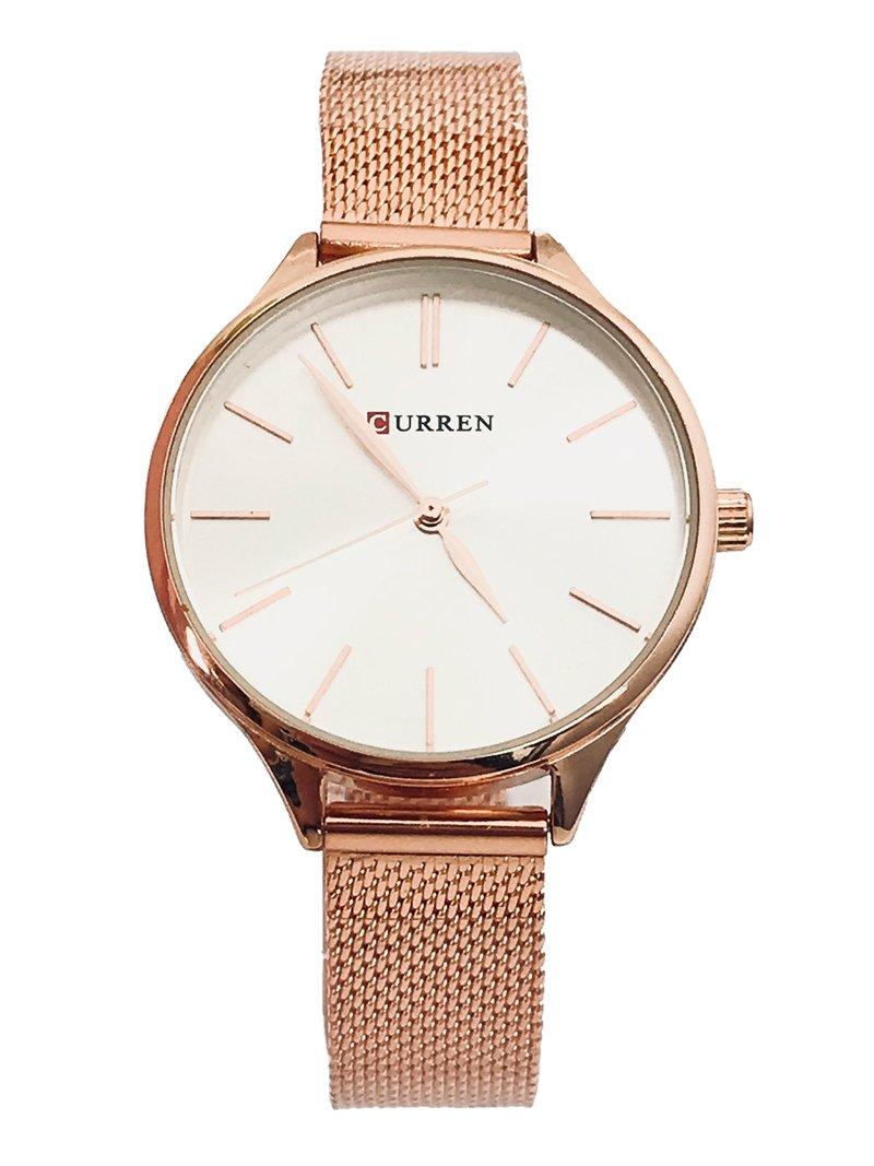 dd1c28a613613f Damski Zegarek Curren Wezen Złoty Róż | Tanie i modne buty online w ...