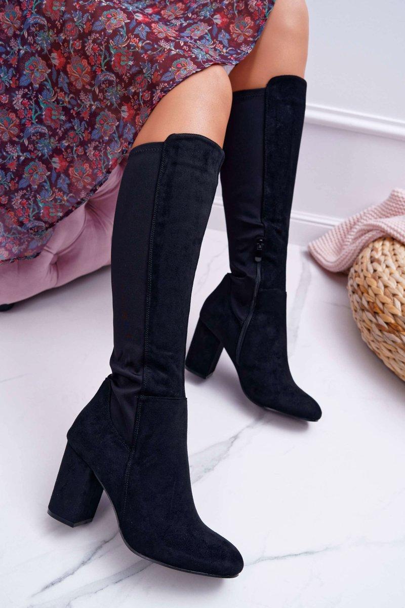 Kozaki płaskie | Tanie i modne buty online w Butosklep.pl