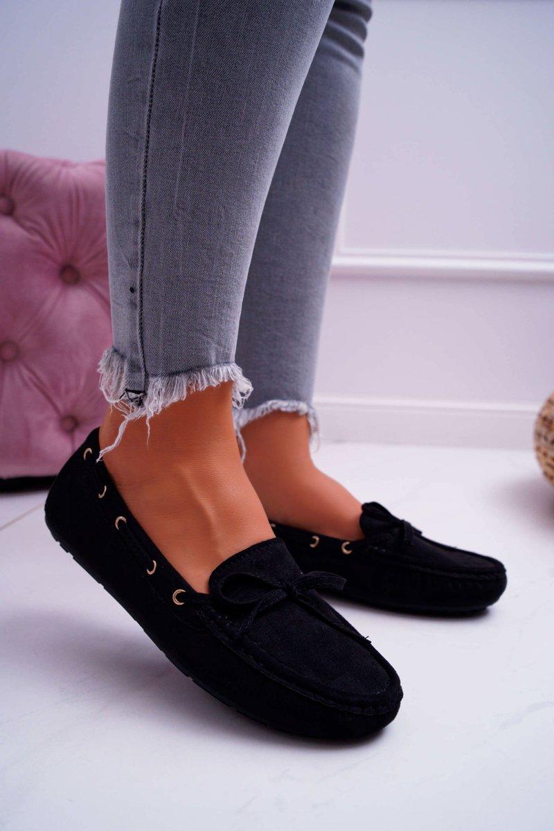damskie buty mokasyny