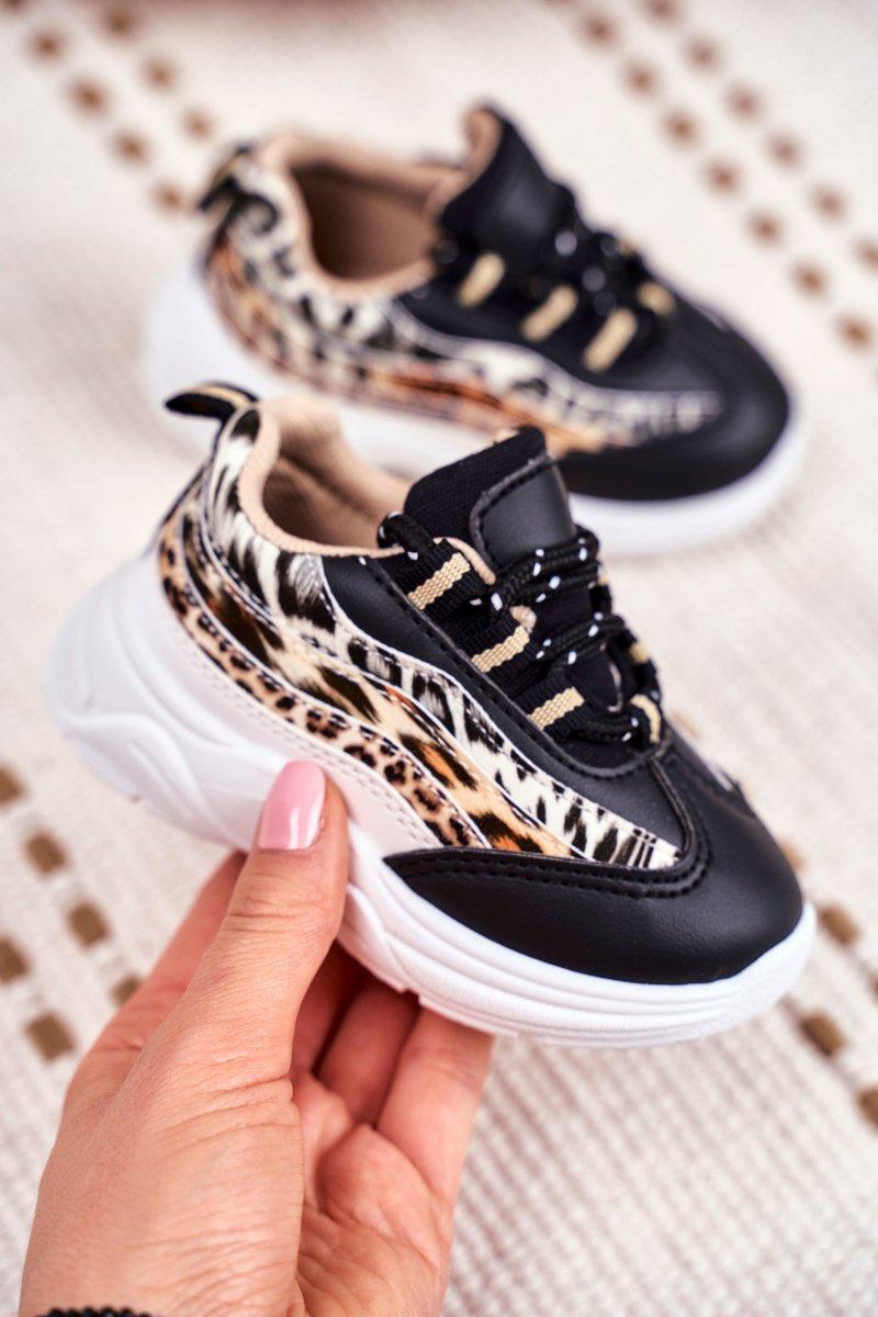 Sportowe Buty Dzieciece Czarne Dante Tanie I Modne Buty Online W Butosklep Pl