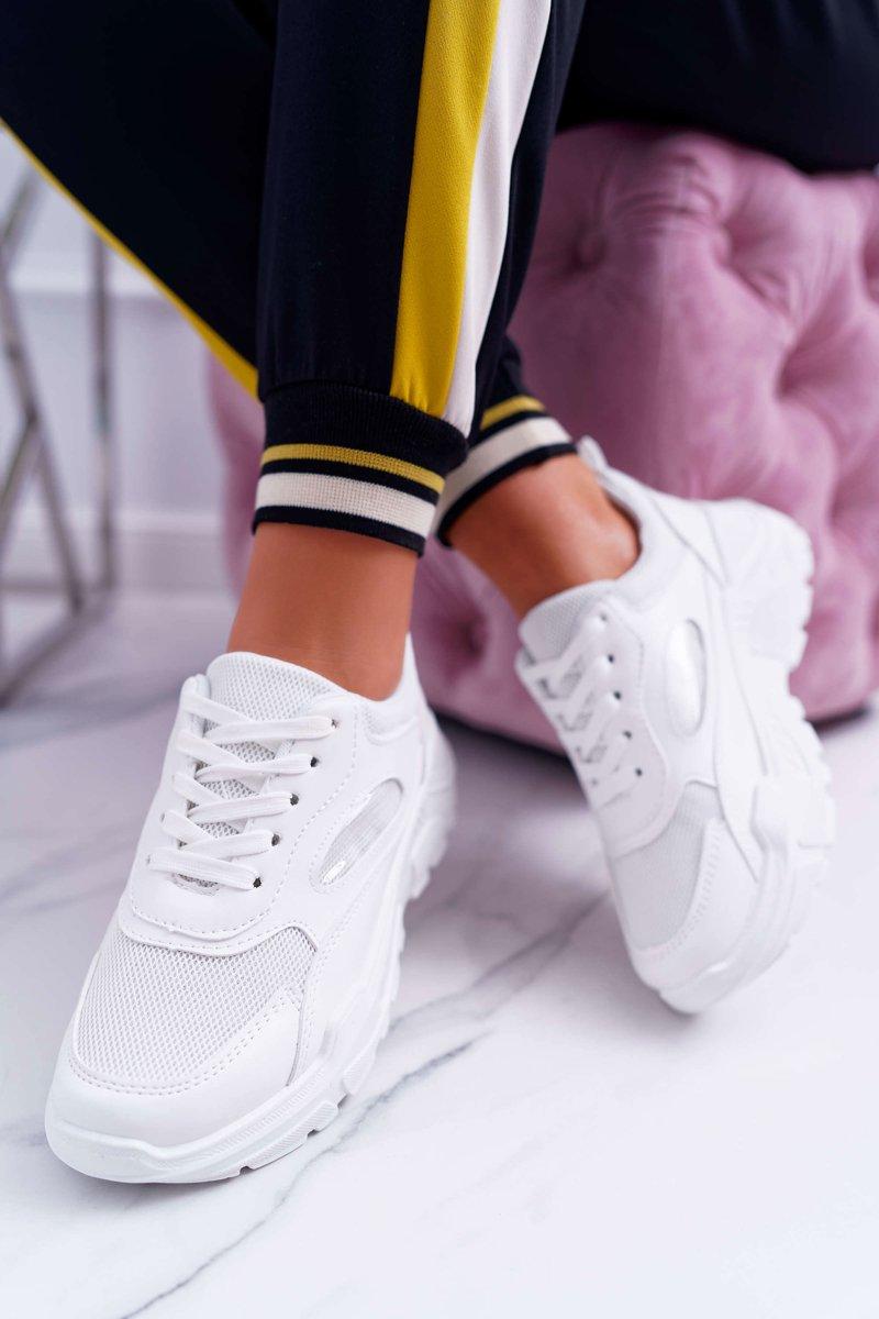 białe buty damskie tanie