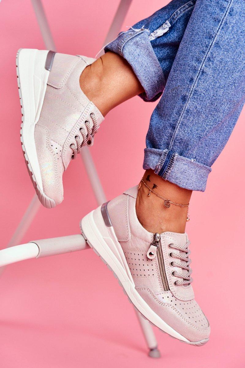 Beżowe Tanie damskie obuwie sportowe, porównaj ceny i kup online